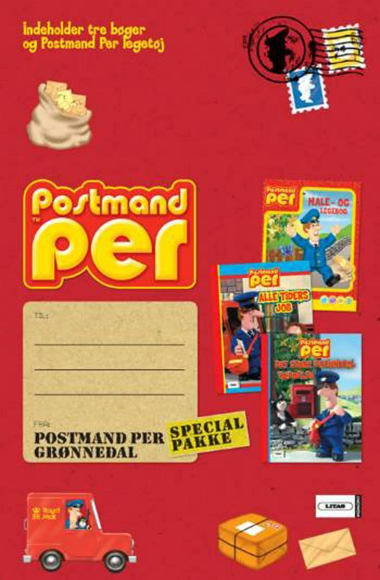 Postmand Per - specialpakke
