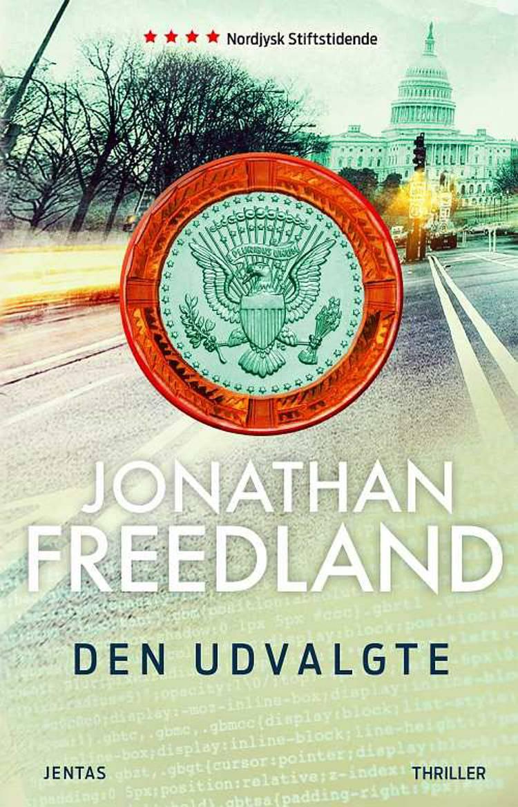 Den udvalgte af Jonathan Freedland