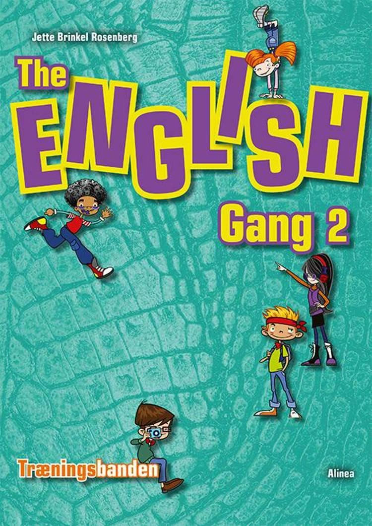 The English gang 2 af Jette Brinkel Rosenberg