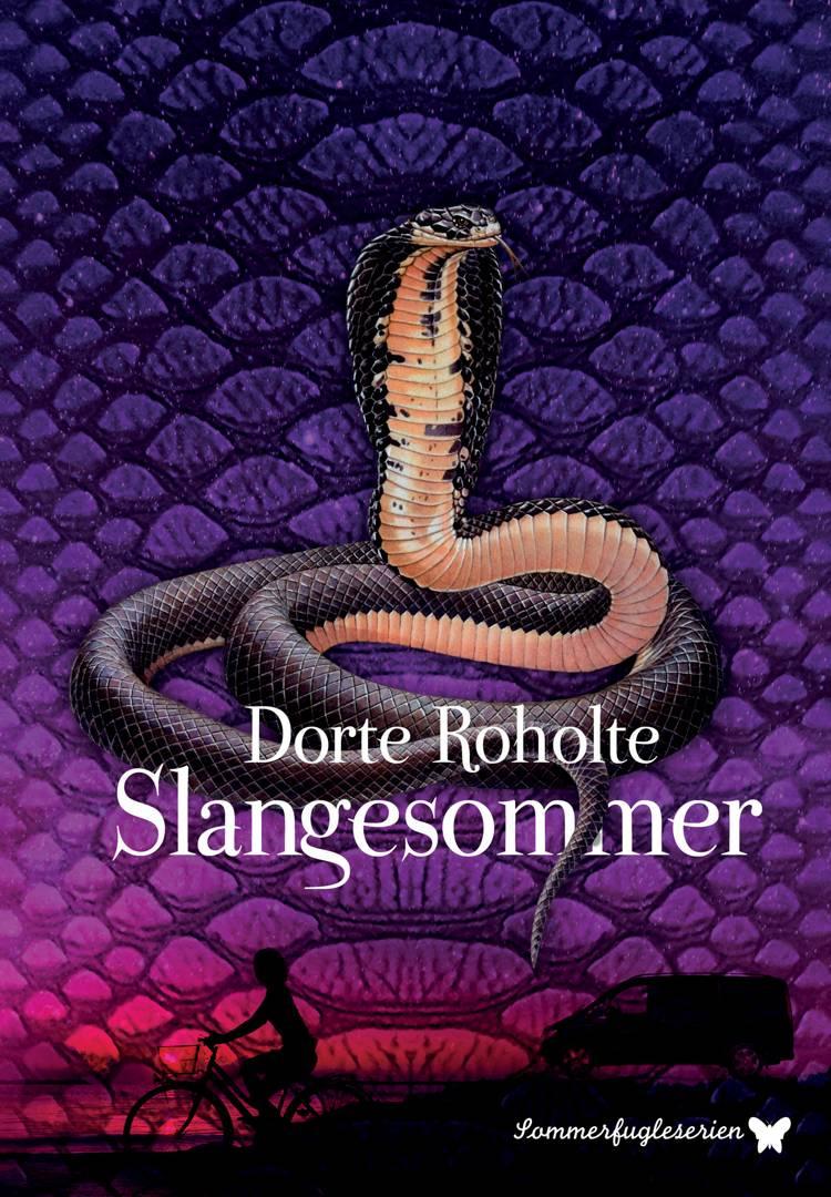Slangesommer af Dorte Roholte
