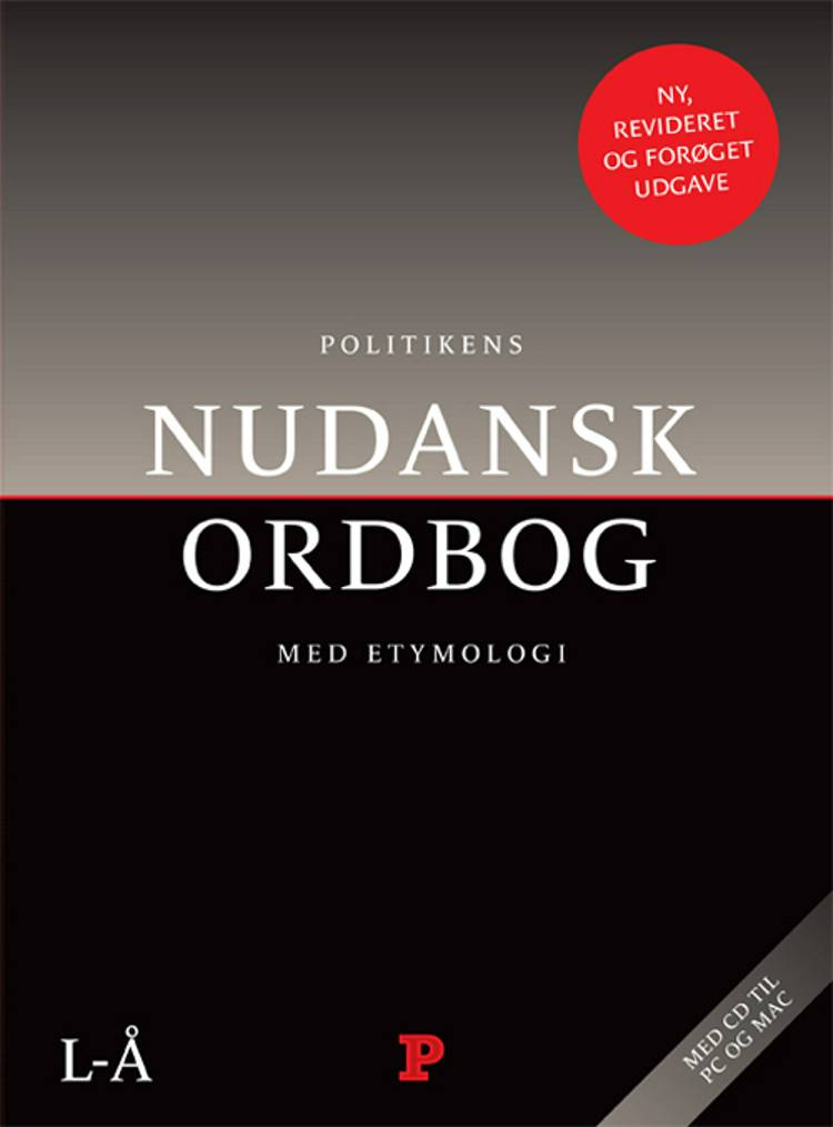 Nudansk ordbog m/etymologi