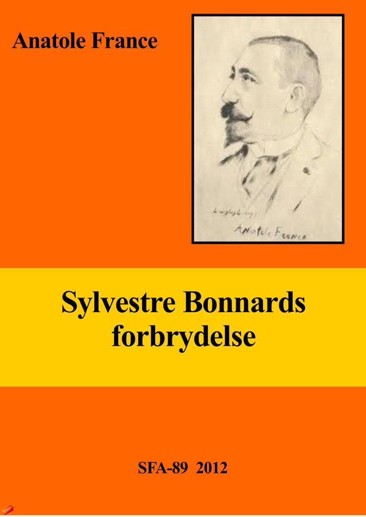 Sylvestre Bonnard forbrydelse af Anatole France