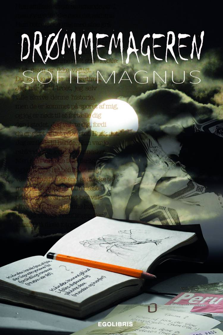 Drømmemageren af Sofie Magnus