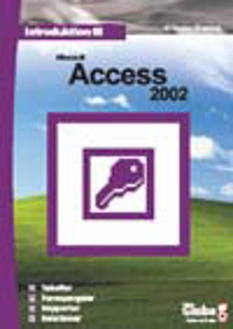 Introduktion til Access 2002 af C. Straaberg