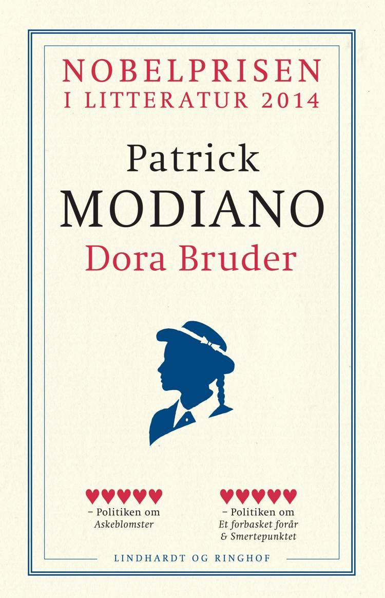 Dora Bruder af Patrick Modiano