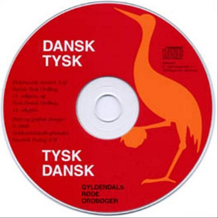 CD-rom dansk-tysk / tysk-dansk version 3 - enkeltbruger af Jens Erik Mogensen, Helmut Molly og Holm Fleischer m.fl.