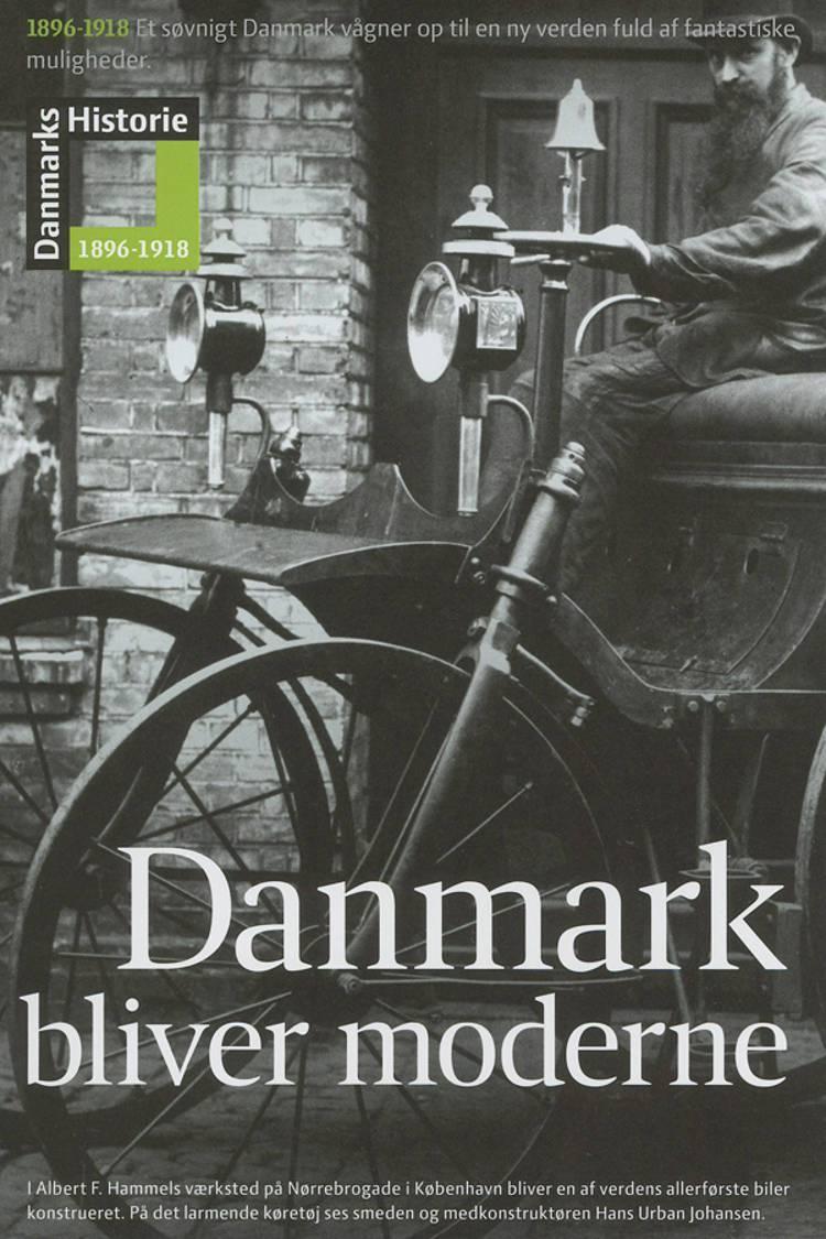 Danmark bliver moderne (DVD)