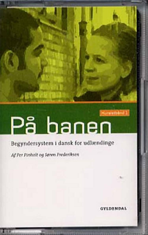 Spr.bånd. på banen 1. til kursisten gb af Per Pinholt og Søren Nørregård Frederiksen