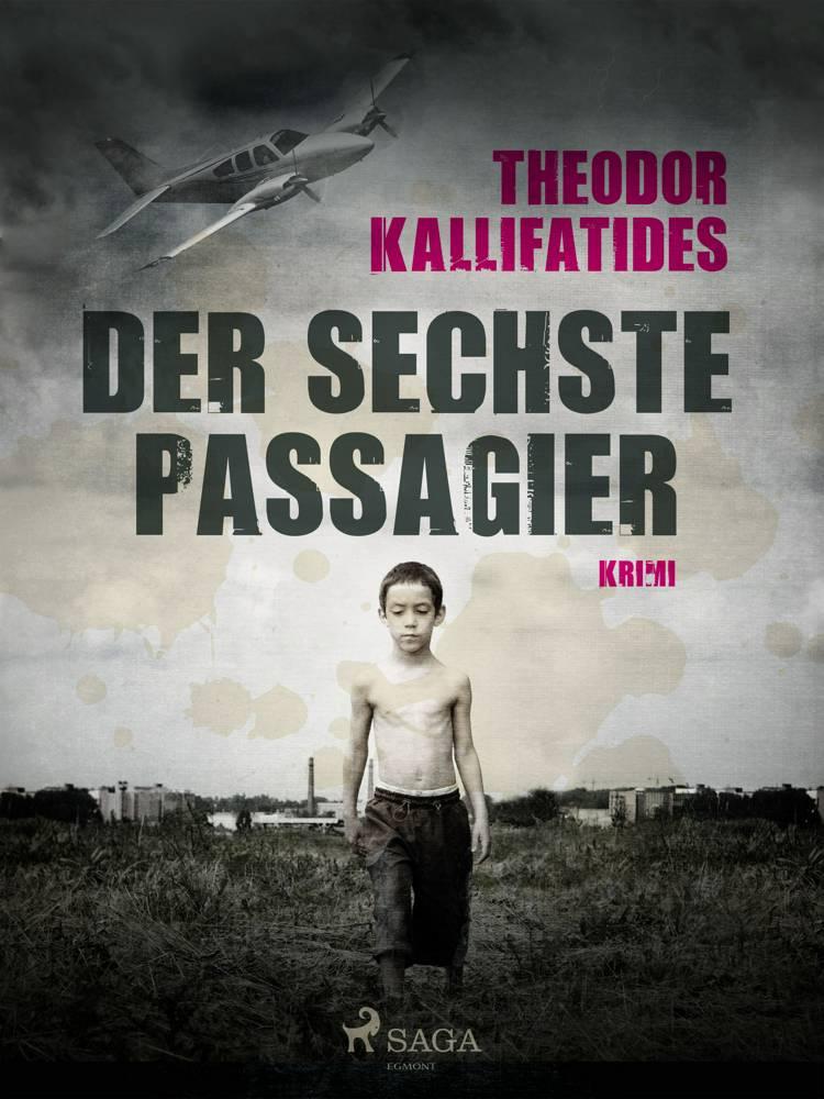 Der sechste Passagier af Theodor Kallifatides