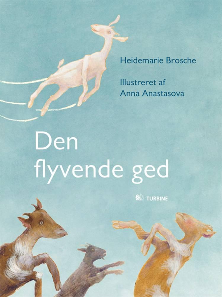 Den flyvende ged af Heidemarie Brosche