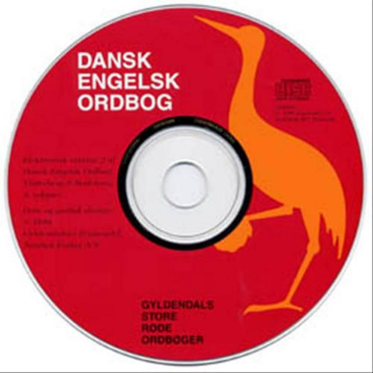 CD-ROM. DANSK-ENG. VINTERBERG 5-BR. GB af Viggo Hjørnager Pedersen