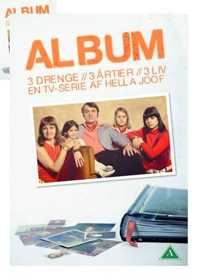 Album - TV-serie, alle afsnit