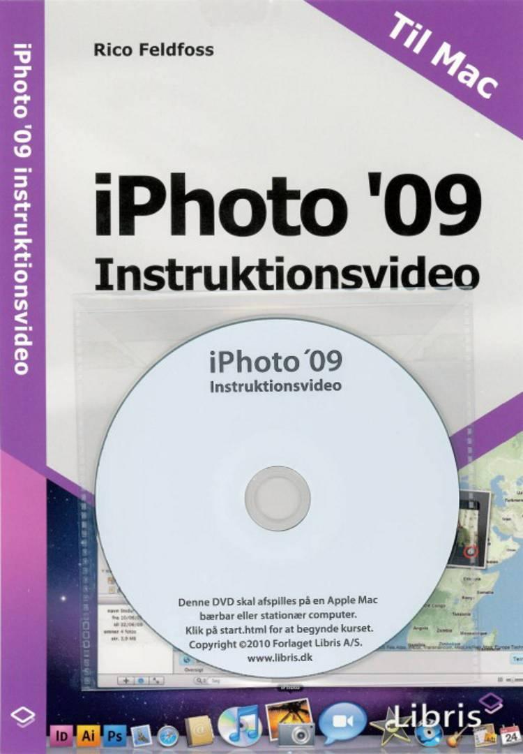iPhoto ´09 instruktionsvideo af Rico Feldfoss