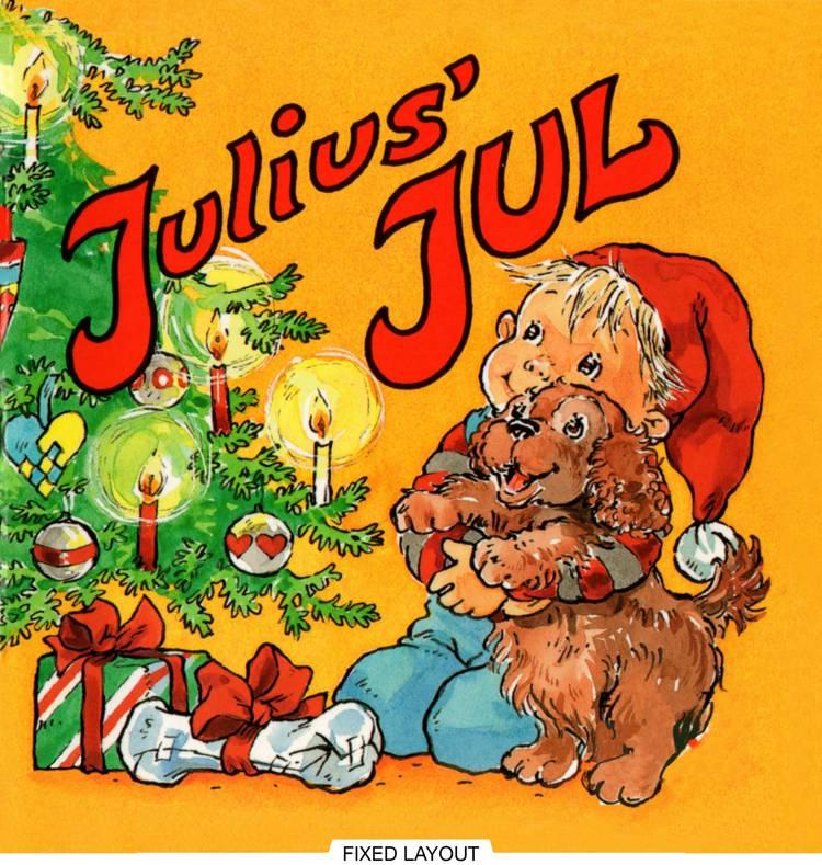 Julius' jul af Heidi Bruhn