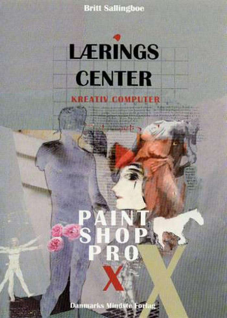 Lærings Center - Paint Shop Pro X af Britt Sallingboe