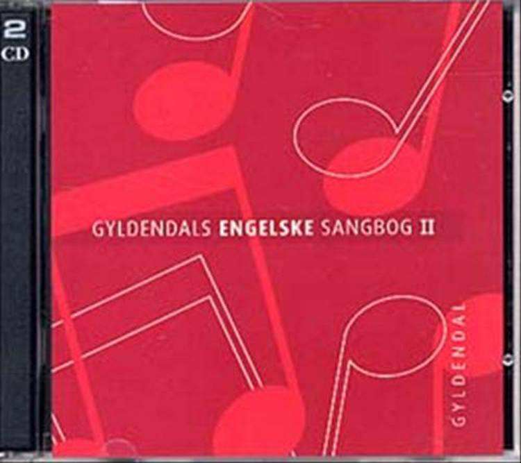 Gyldendals engelske sangbog II af Johan Nordqvist