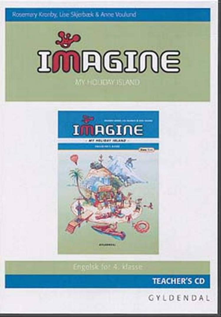 Imagine - My Holiday Island af Rosemary Kronby, Lise Skjerbæk og Anne Voulund