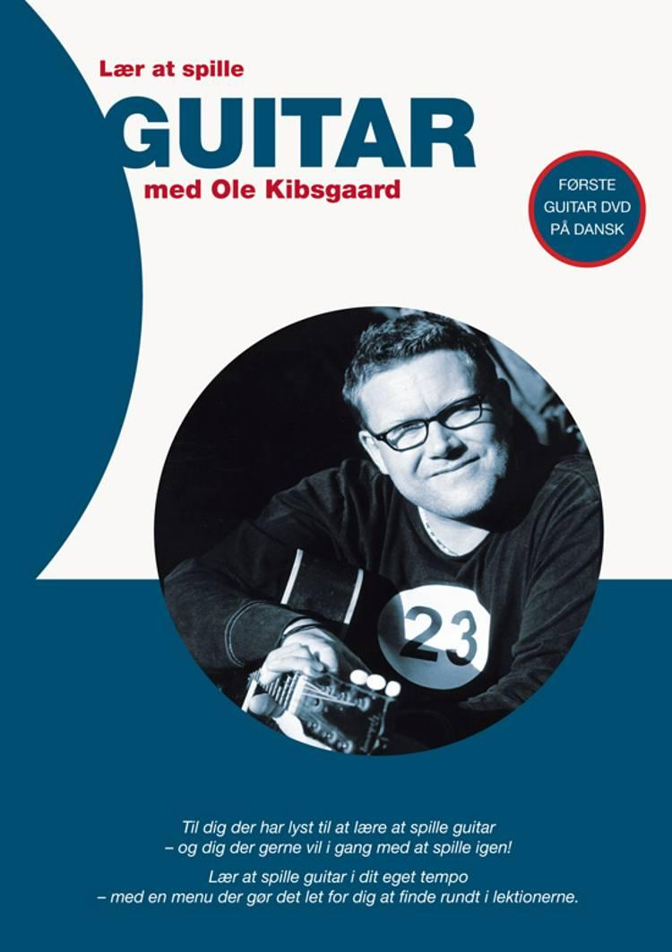 Lær at spille guitar af Ole Kibsgaard