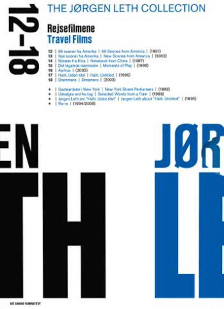 Billeder fra rejsen af Jørgen Leth