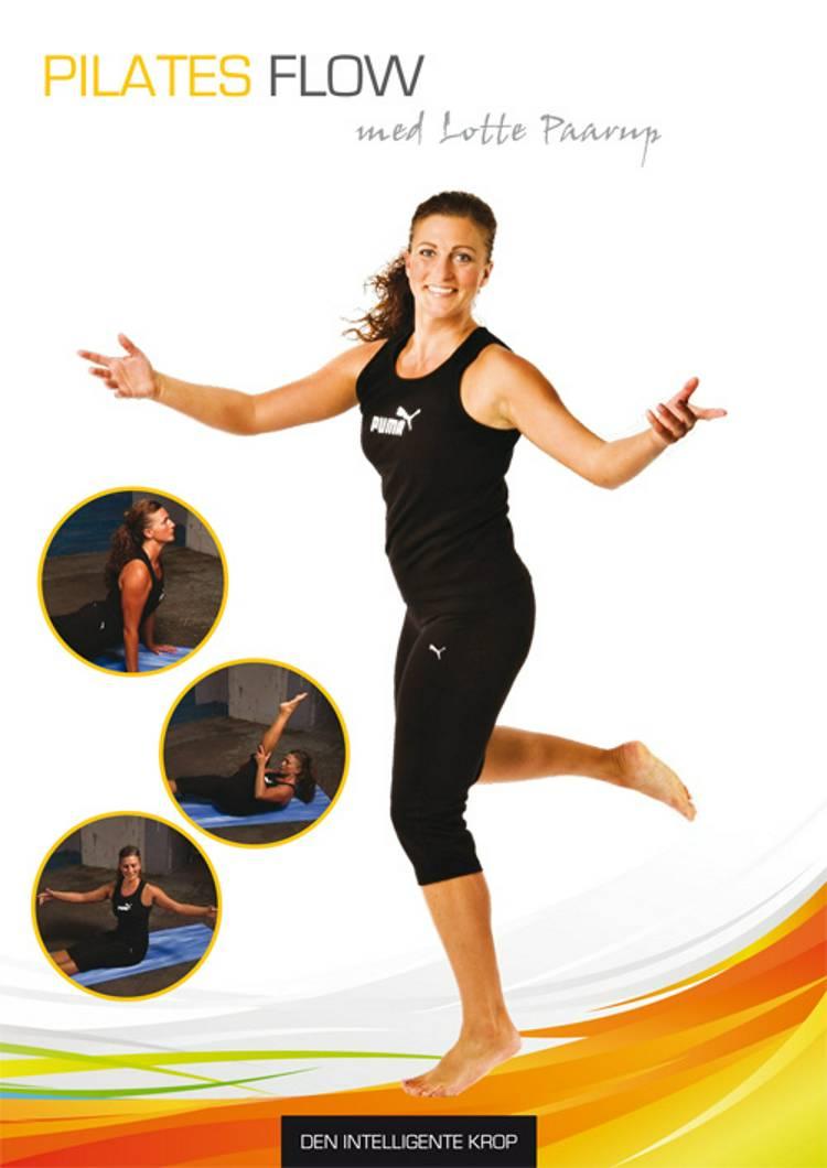 Pilates Flow af Lotte Paarup