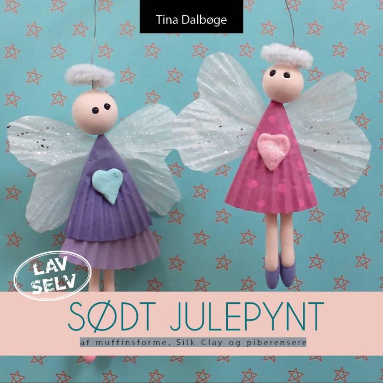 Sødt Julepynt af Tina Dalbøge