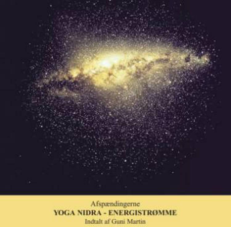 Yoga Nidra - Energistrømmme af Guni Martin