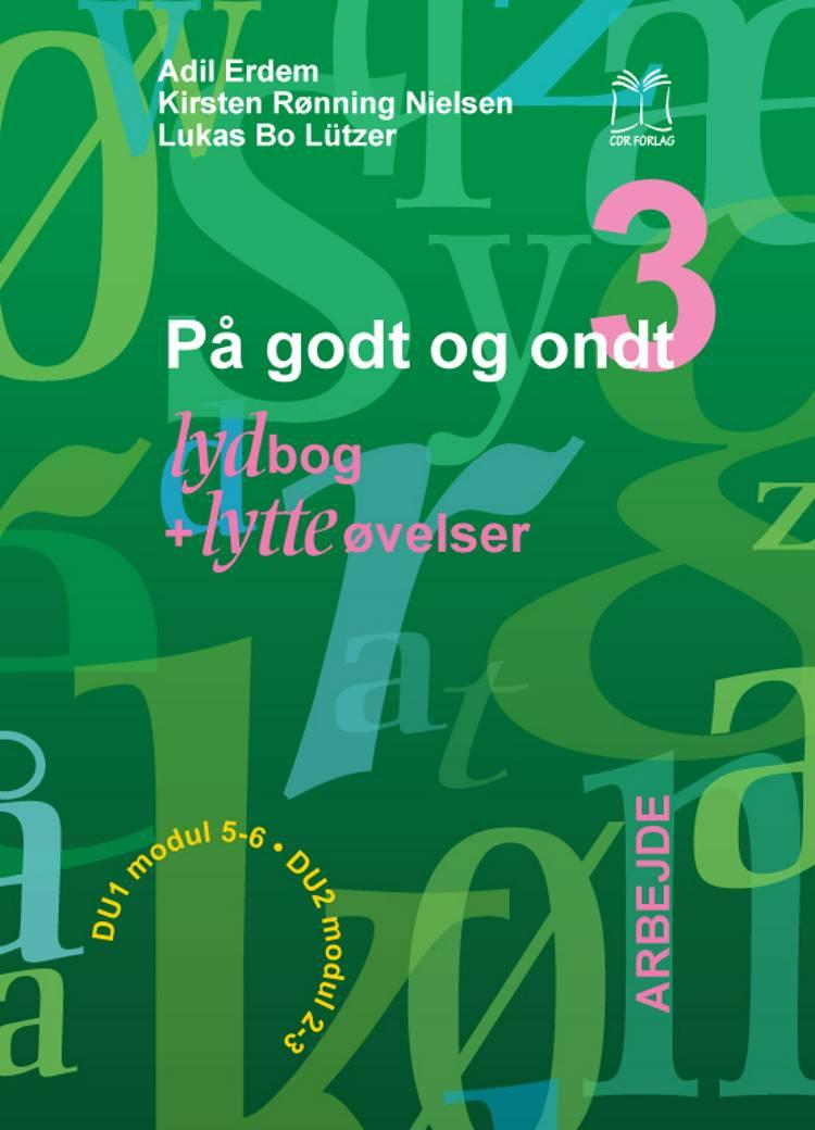 Arbejde af Adil Erdem og Kirsten Rønning Nielsen og Lukas Bo Lützer