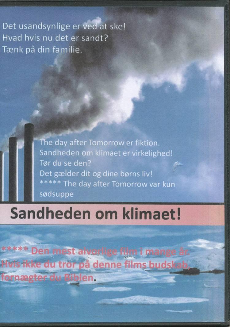 Sandheden om klimaet af Hans Lauridsen