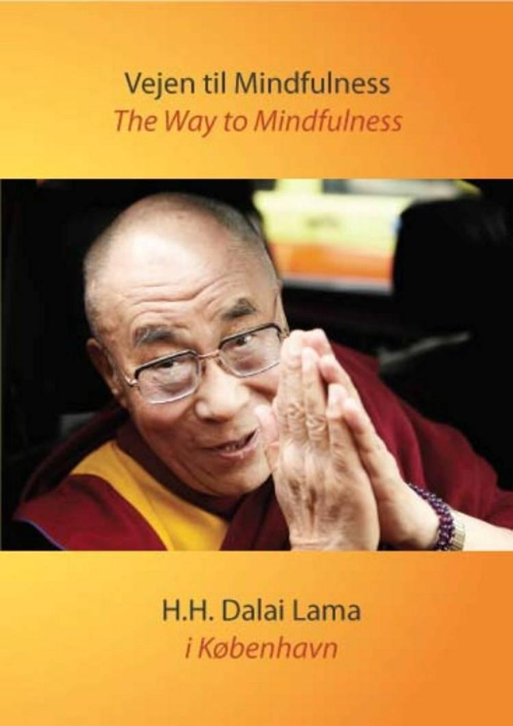 Vejen til Mindfulness af Dalai Lama og Charlotte Rosenberg Ishøy