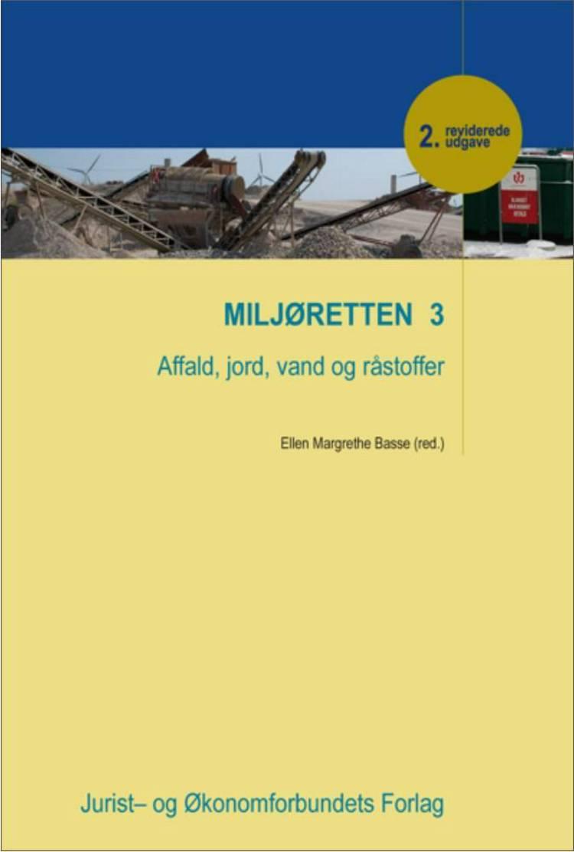 Miljøretten 3 af Ellen Margrethe Basse