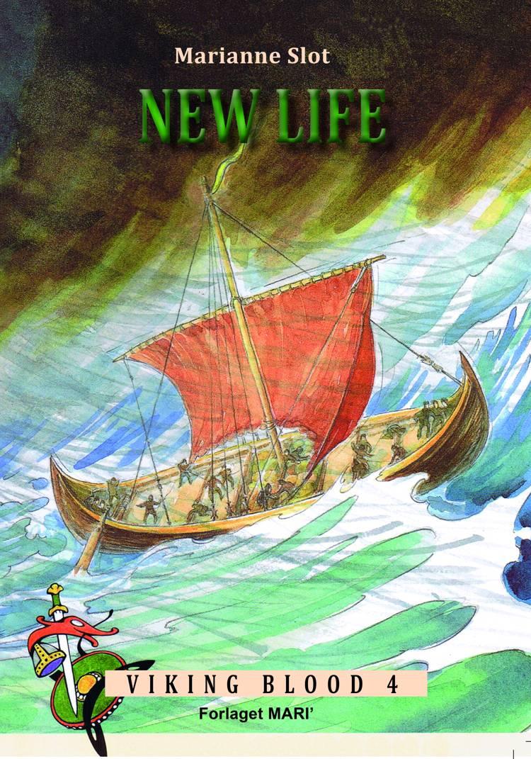 New Life af Marianne Slot