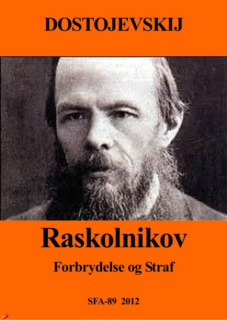 Raskolnikov af F. M. Dostojevskij