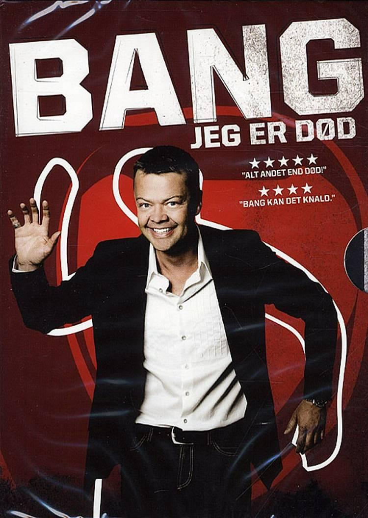 Bang! Jeg er død af Carsten Bang