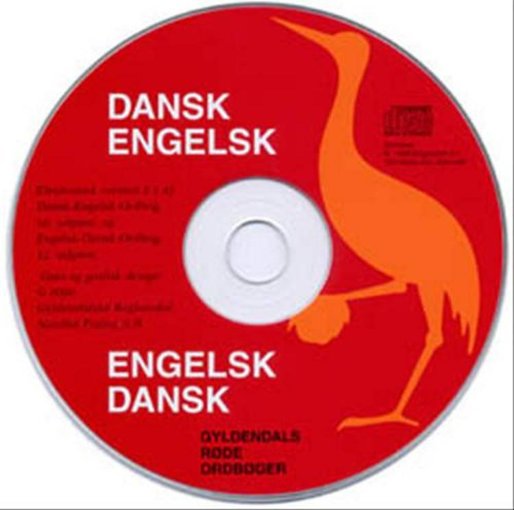 Cd-rom dansk-engelsk/engelsk-dansk - version 2 - 5-bruger-licens af Jens Axelsen