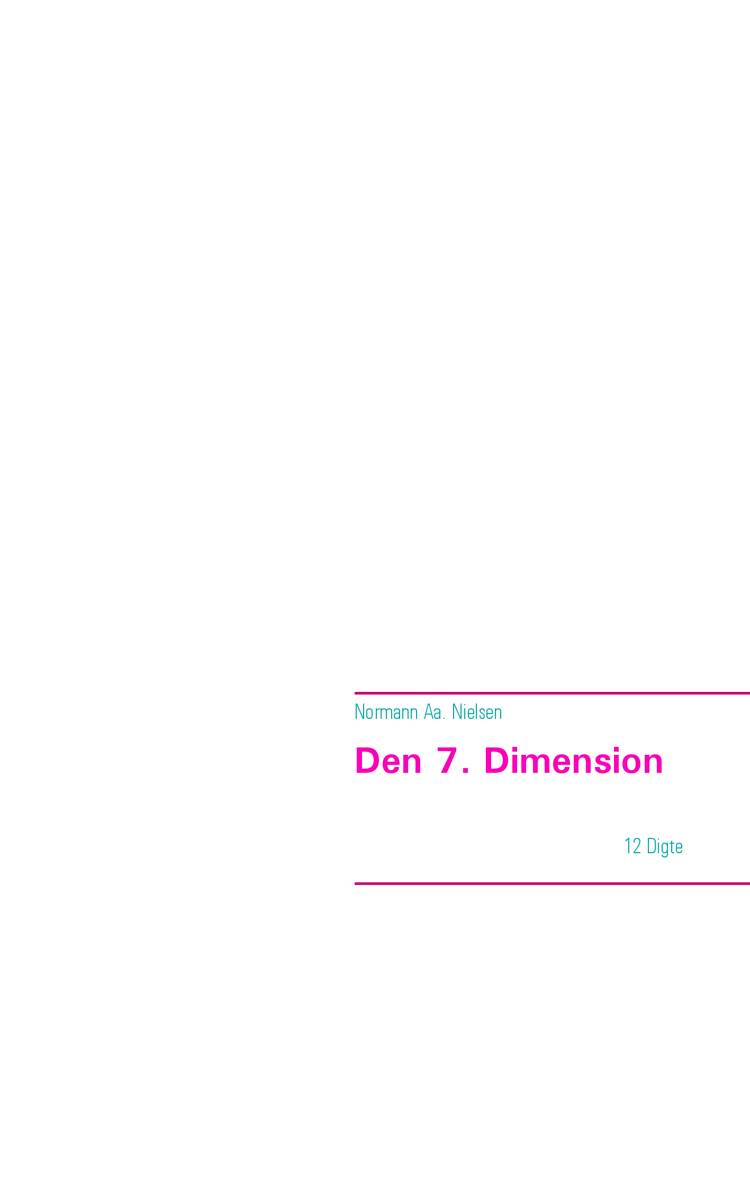 Den 7. dimension af Normann Aa. Nielsen