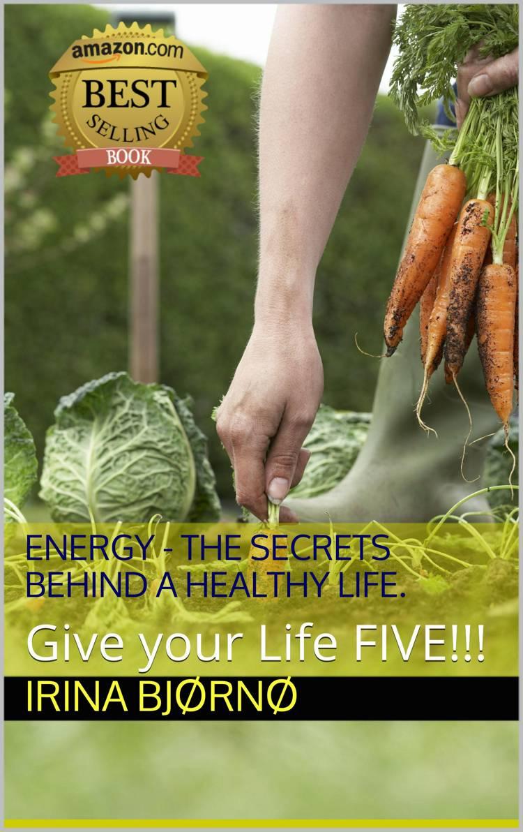 Energy - the secrets behind the healthy life af Irina Bjørnø