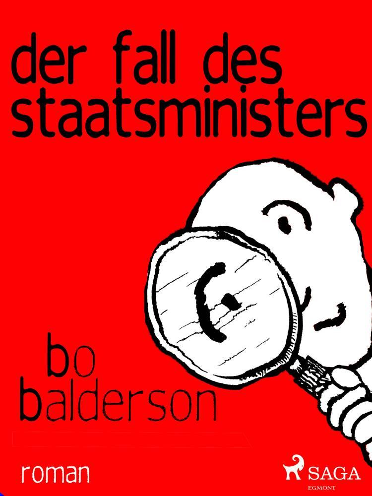 Der Fall des Staatsministers af Bo Balderson
