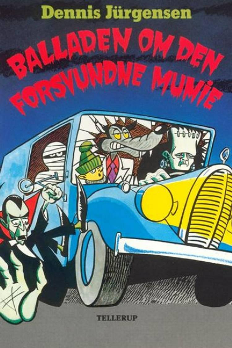 Balladen om den forsvundne mumie af Dennis Jürgensen