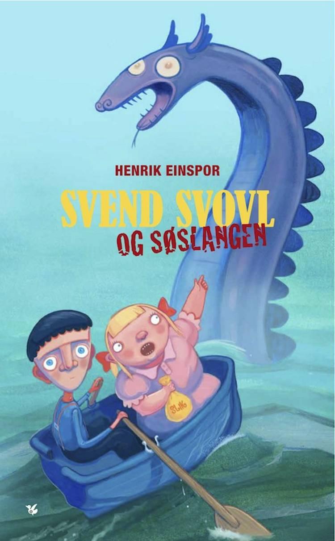 Svend Svovl og søslangen af Henrik Einspor