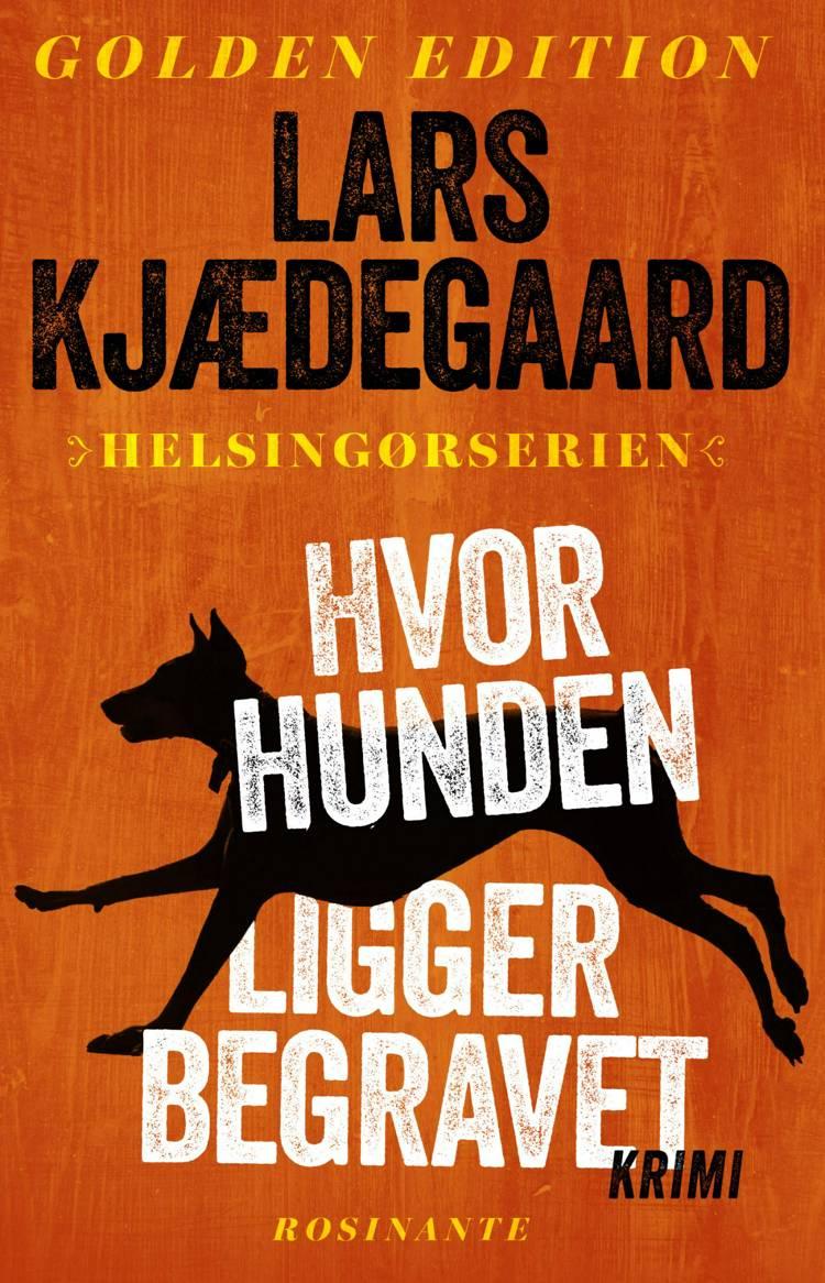 Hvor hunden ligger begravet af Lars Kjædegaard