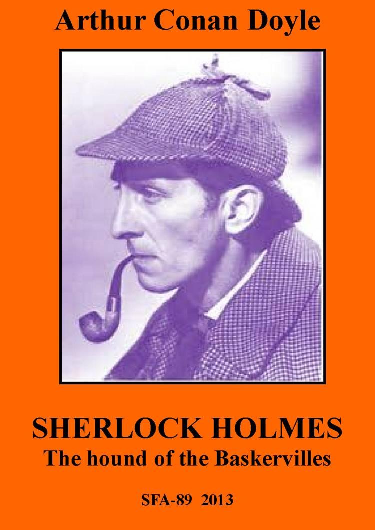The hound of the Baskervilles af Arthur Conan Doyle