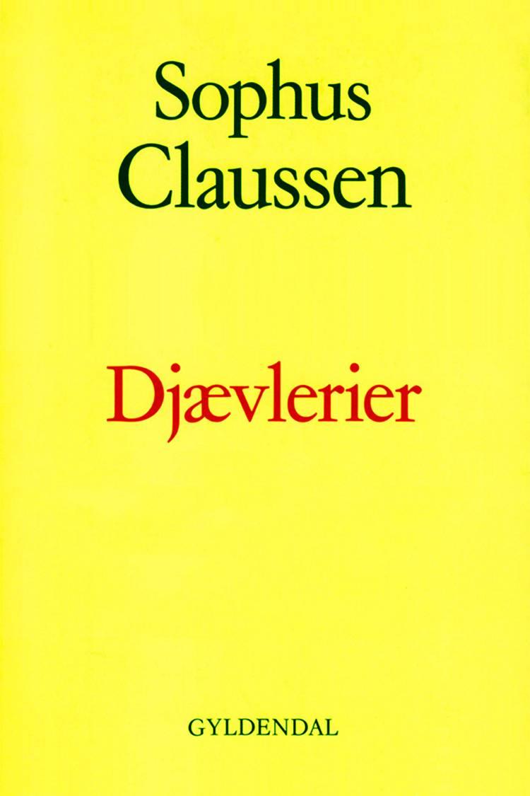 Djævlerier af Sophus Claussen