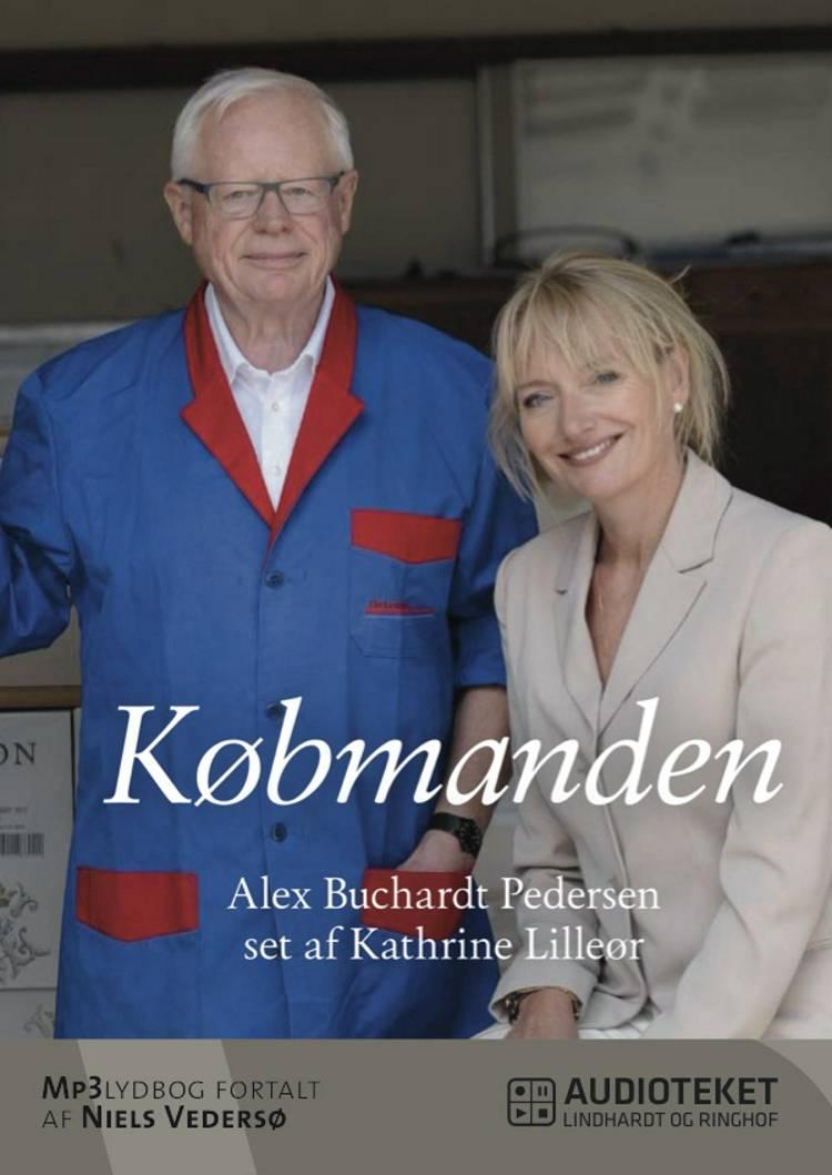 Købmanden - Alex Buchardt Pedersen - set af Kathrine Lilleør af Kathrine Lilleør