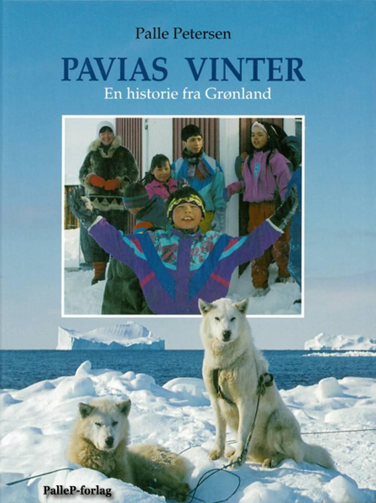 Pavias vinter af Palle Petersen