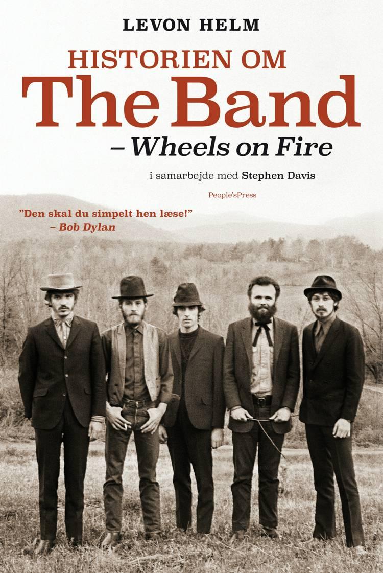Historien om The Band af Stephen Davis og Levon Helm