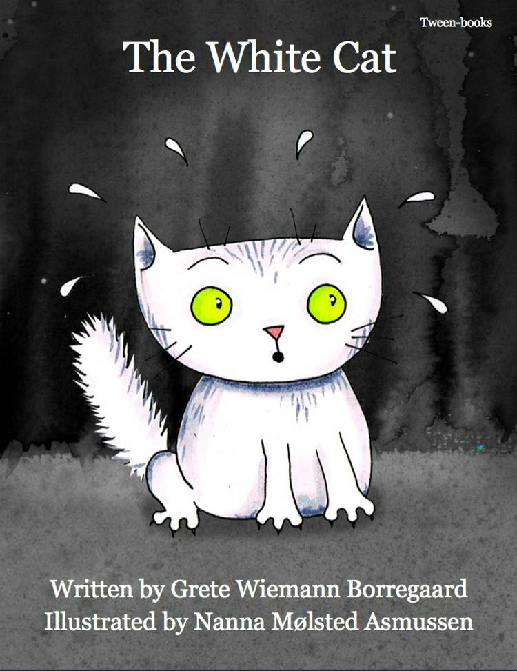 The White Cat af Grete Wiemann Borregaard