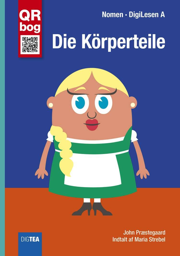Die Körperteile af John Præstegaard