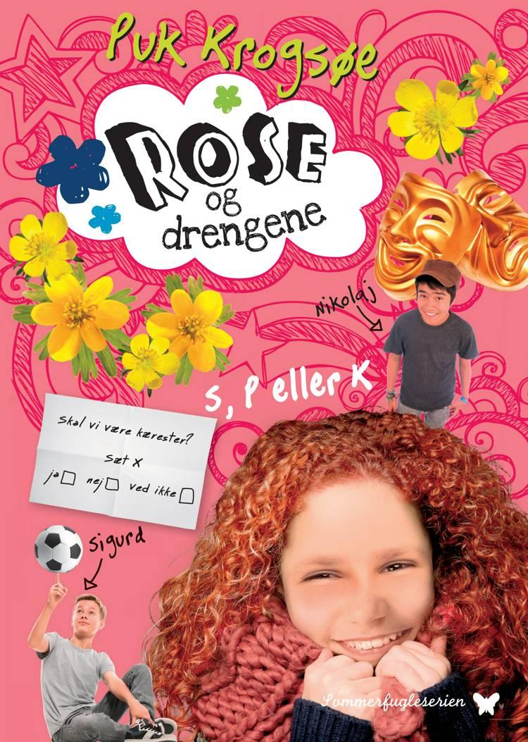 Rose og drengene af Puk Krogsøe