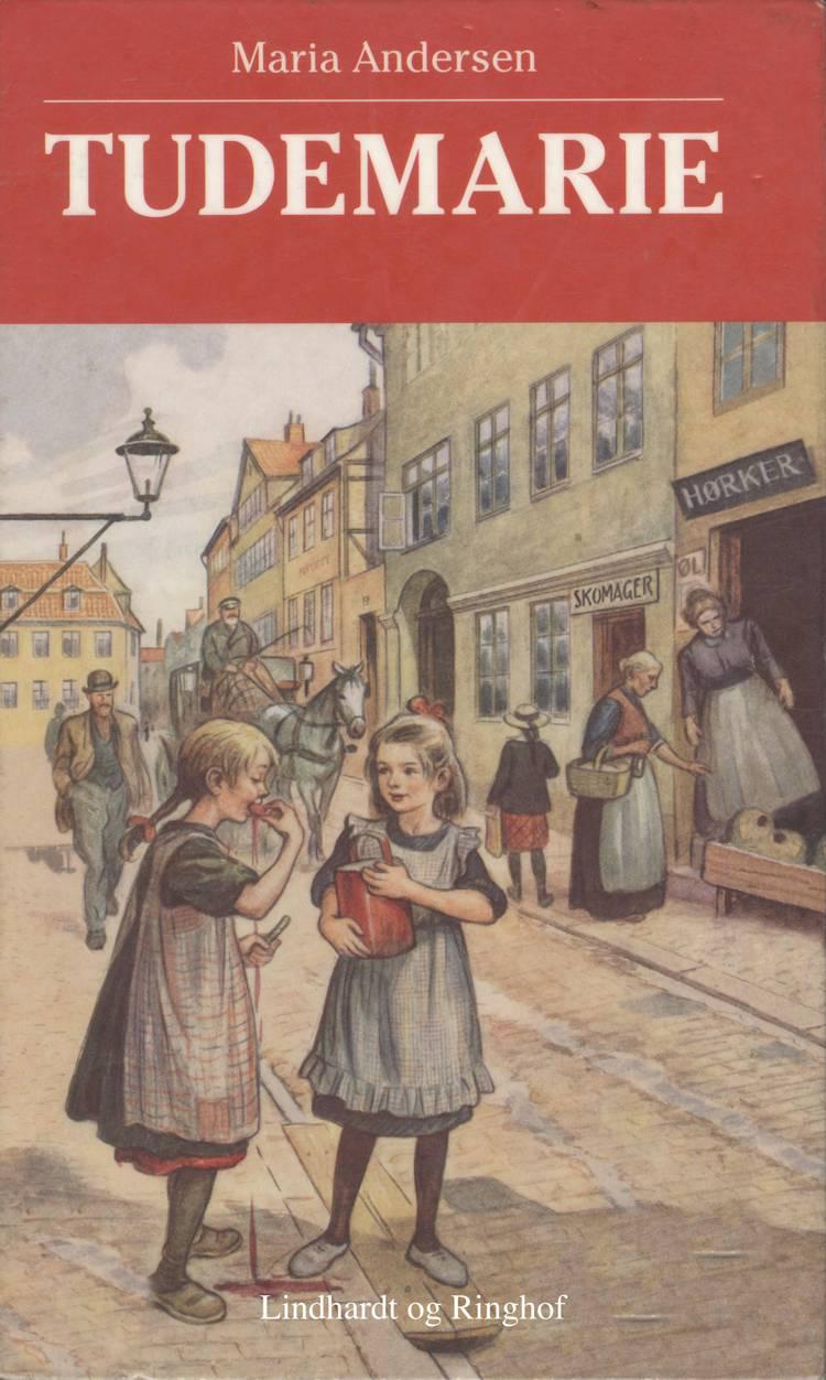 Tudemarie af Maria Andersen og Gudrun Eriksen