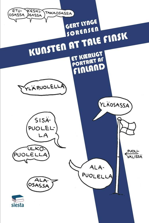 Kunsten at tale finsk af Gert Lynge Sørensen